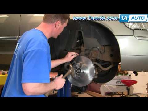 How To Install Replace Front Stabilizer Bar Links Crown Victoria Grand Marquis 98-02 1AAuto.com