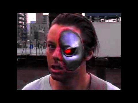 Terminator Cyborg Face : BFX