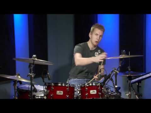 32nd Note Half Beat Drum Fills - Drum Lessons