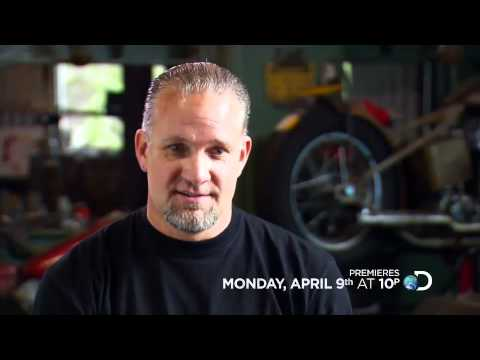 Jesse James: Outlaw Garage | Premiering Monday, April 9, 2012 at 10PM e/p*