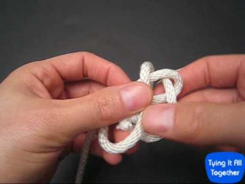 How to Tie a Winged Cross Knot by TIAT (Bonus Video!)