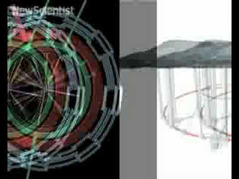 Large Hadron Collider: A whistlestop tour
