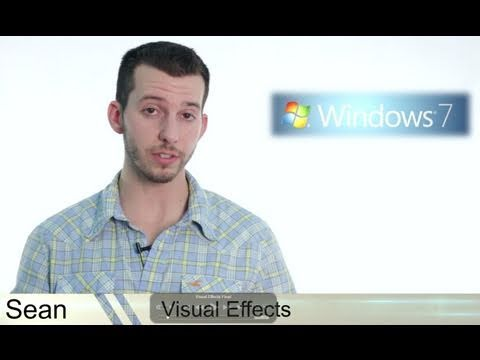 Learn Windows 7 - Speed Up Your PC Without Visualizations