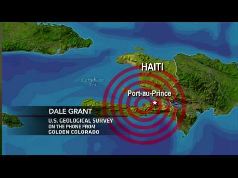 7.0 Earthquake Rocks Haiti, Nation Braces for Aftershocks