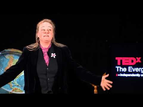 TEDxTheEvergreenStateCollege - Elizabeth Lord - Oh, Cassandra!