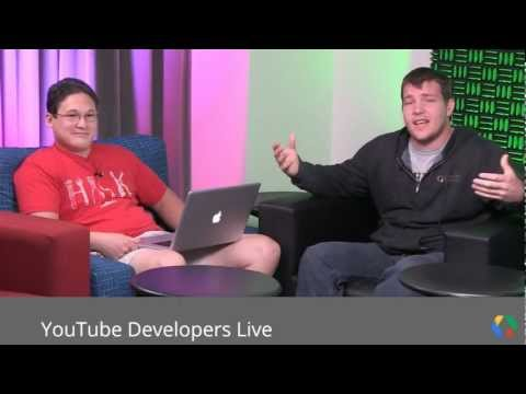 YouTube Developers Live: Playlist Party Picker