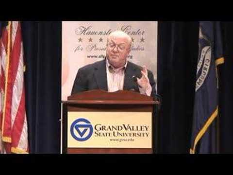 Richard Norton Smith on Presidential Lies (6 of 8)