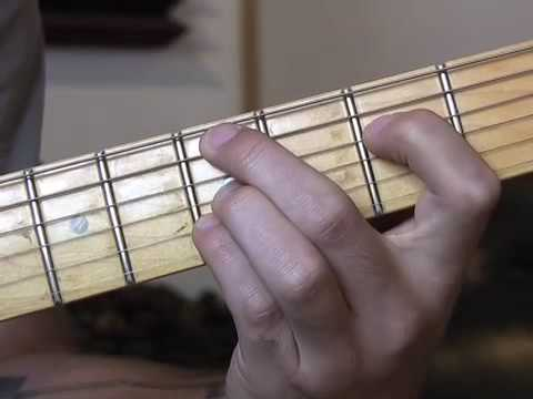 Minor Type Jazz Chord Extensions (Jazz Guitar Lesson JA-022) How to play