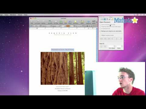 How to Use the Inspector Window in Pages