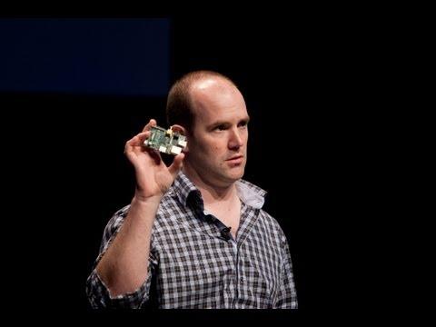 Eben Upton: Raspberry Pi