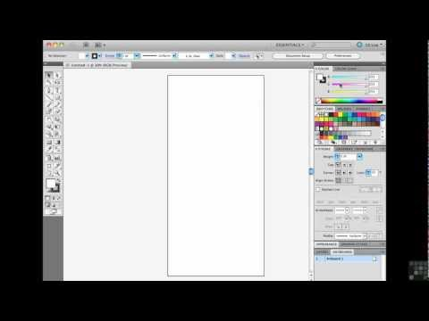 Building Websites with WordPress Tutorial | Using Illustrator to Build Layout | InfiniteSkills