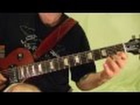 IMMIGRANT SONG ( Guitar Lesson ) by LED ZEPPELIN