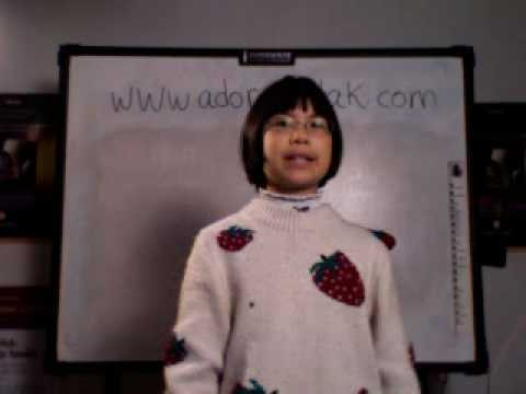 adorasvitak's QuickCapture Video - December 10, 2008, 10:50 AM