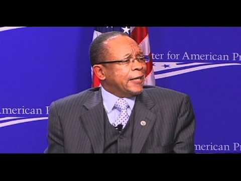 LGBT Panel: Rev Wiley on Acceptance of LGBT Community in Black Churches