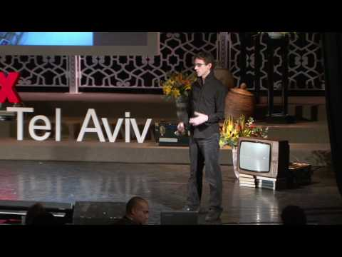 TEDxTelAviv - Paul Pablos Holman - Hacking the Future