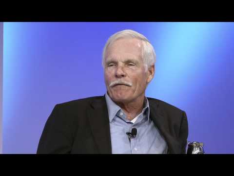 Highlights - Ted Turner & Tom Brokaw - US Zeitgeist 2010