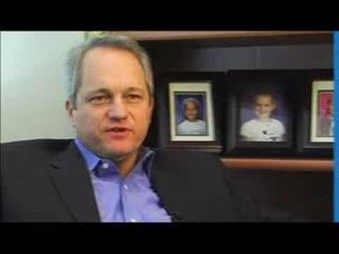 Technology Pioneer 2008 -Scott Lang (Silver Spring Networks)