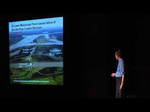Nine Potential $100 Billion Weather Disasters of the Next 30 Years: Jeff Masters at TEDxBermuda