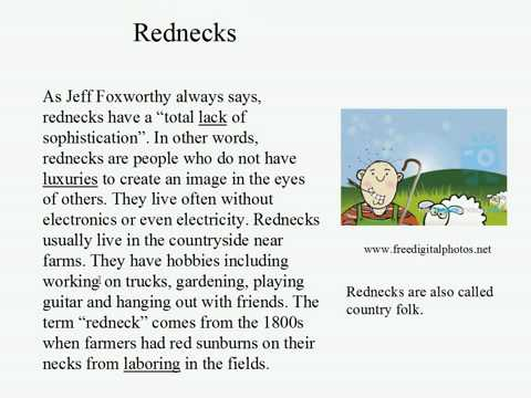 Live Intermediate English Lesson 39: Sophistication 5: Resort Rednecks