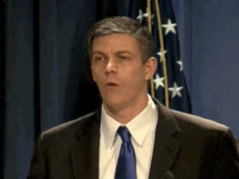 Part I, Michelle Obama & Arne Duncan Speak to the Department of Education