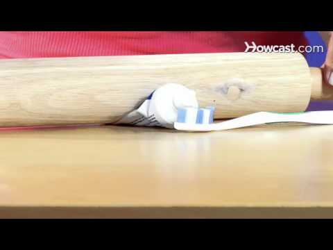 Quick Tips: How to Squeeze the Last Bit Of Toothpaste Out Of the Tube