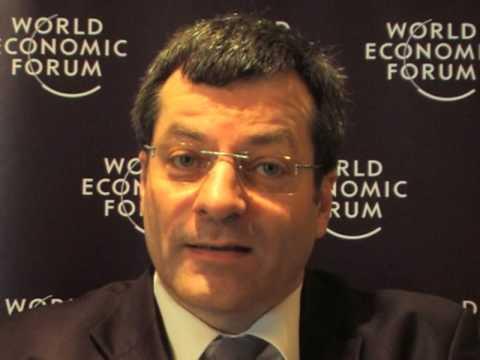 Dubai 2008 Global Agenda Summit - Cobus de Swardt