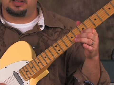 Blues Guitar Lessons - Advance blues jazz lick