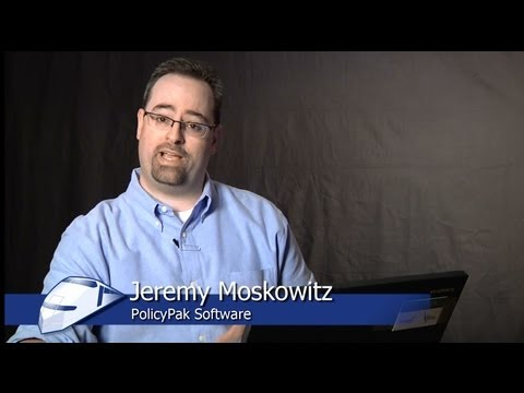 Group Policy via PolicyPak | Interview w/ Jeremy Moskowitz