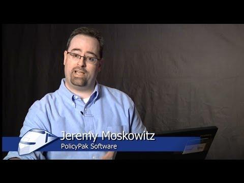 Group Policy via PolicyPak | Interview w/ Jeremy Moskowitz