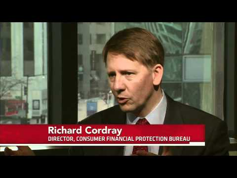 Watchdog-in-Chief Richard Cordray Outlines Plan to Clean Up Consumer Lending