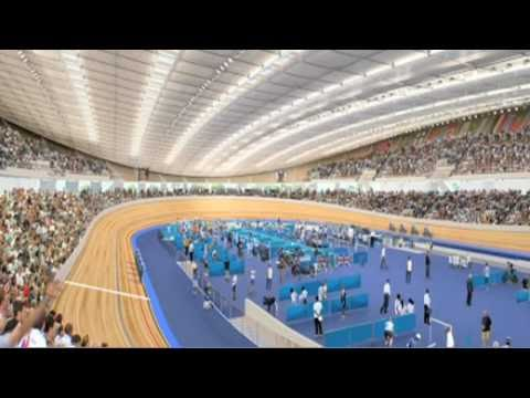 Construction starts on cycling venue - London 2012