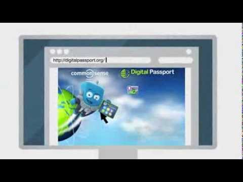 Common Sense Media - Digital Passport