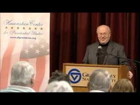 Richard Norton Smith on Abraham Lincoln (5 of 6)