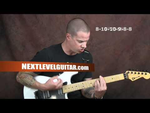 Learn bluesy Leonard Cohen Jeff Buckley inspired electric guitar lesson Hallelujah style song