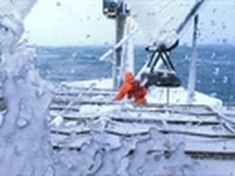 Deadliest Catch - Bandit's Ice Alarm | Glory Days