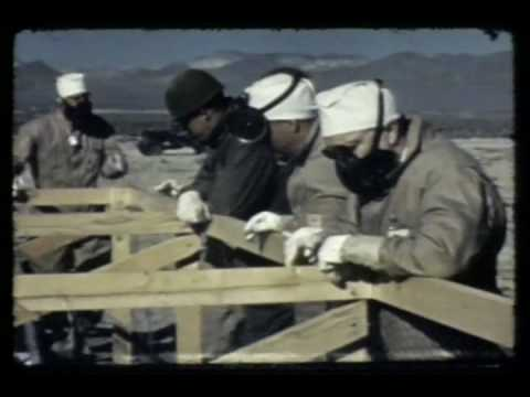 Operation Ranger, Operation Buster/Jangle - Nuclear Test Film (1951)