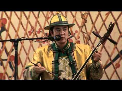 Mongolian-Americans demonstrate skills