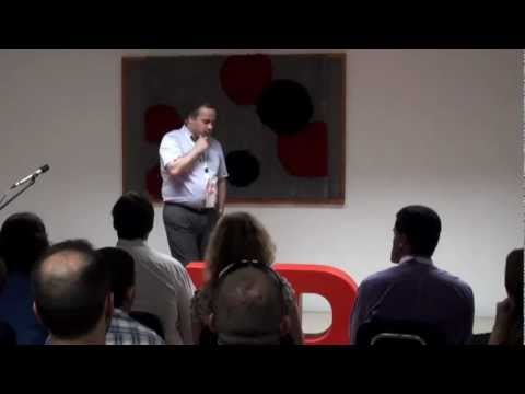 A Parábola do Velho: Jorge Oliveira at TEDxCoimbraSalon