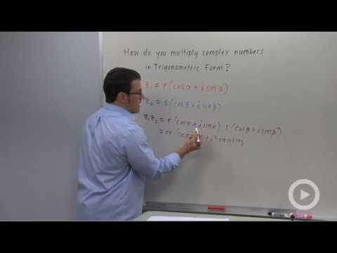 Precalculus - Multiplying Complex Numbers