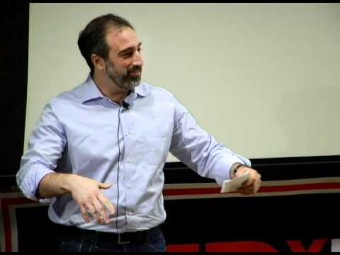 TEDxMiddlebury - Adam Greenberger -  Run The Risk