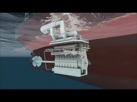 Mighty Ships - A Dirty Job in a Mighty Engine