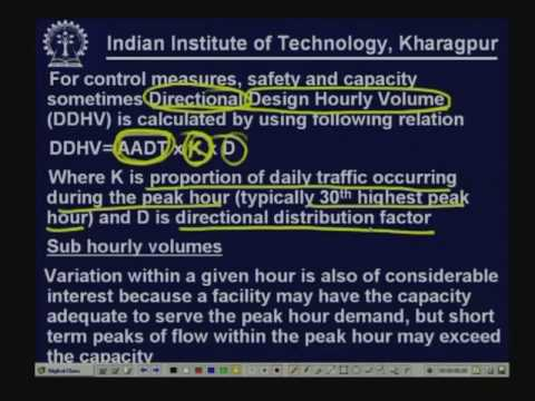 Lecture - 3 Traffic Stream Characteristics