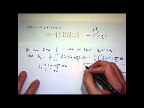 Fourier series revision