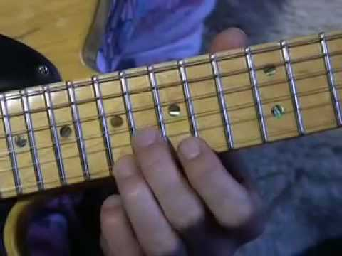 Blues Lead Guitar: Position 5 Licks #16of20 (Guitar Lesson BL-026) How to play