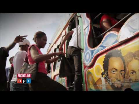 Haiti's 'Tap Tap' Bus Art Flourishes After Quake
