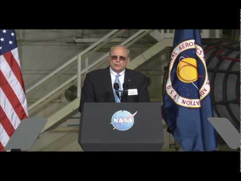 NASA's Bolden Offers Space Conference Overview