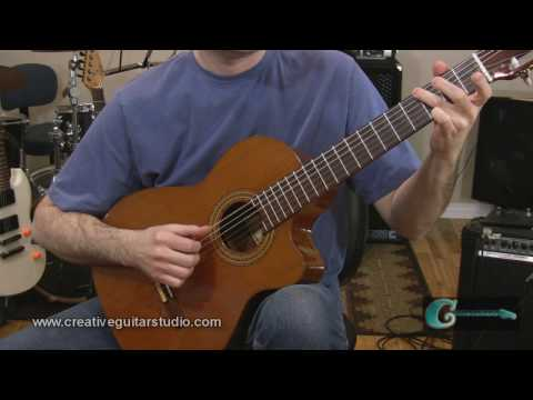 Folk Fingerstyle - Part One