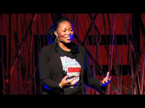 TEDxOU - Beatrice Williamson  - One Person's Generosity & The Power of Education