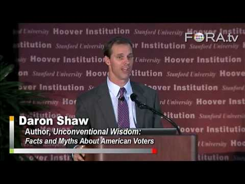 The Six Swing States to Watch - Daron Shaw