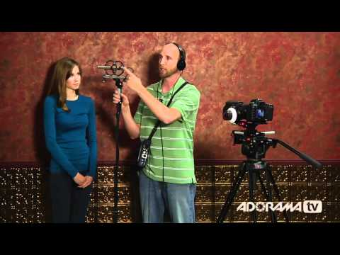 Digital Photography 1 on 1: Episode 50: HDSLR Part 3: Audio for Video